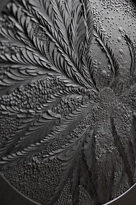 bas relief de papier anne charlotte saliba