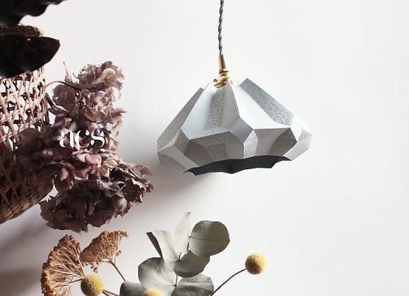 Lampe design papier baladeuse gisèle