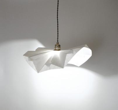 Lampe papier Petite suspension envolée.jpg.jpg