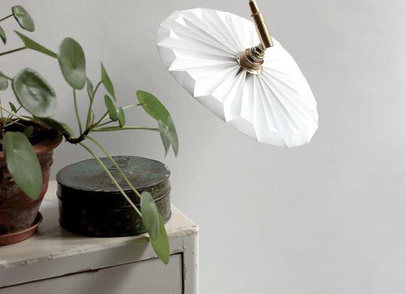 Lampe papier petite suspension piléa