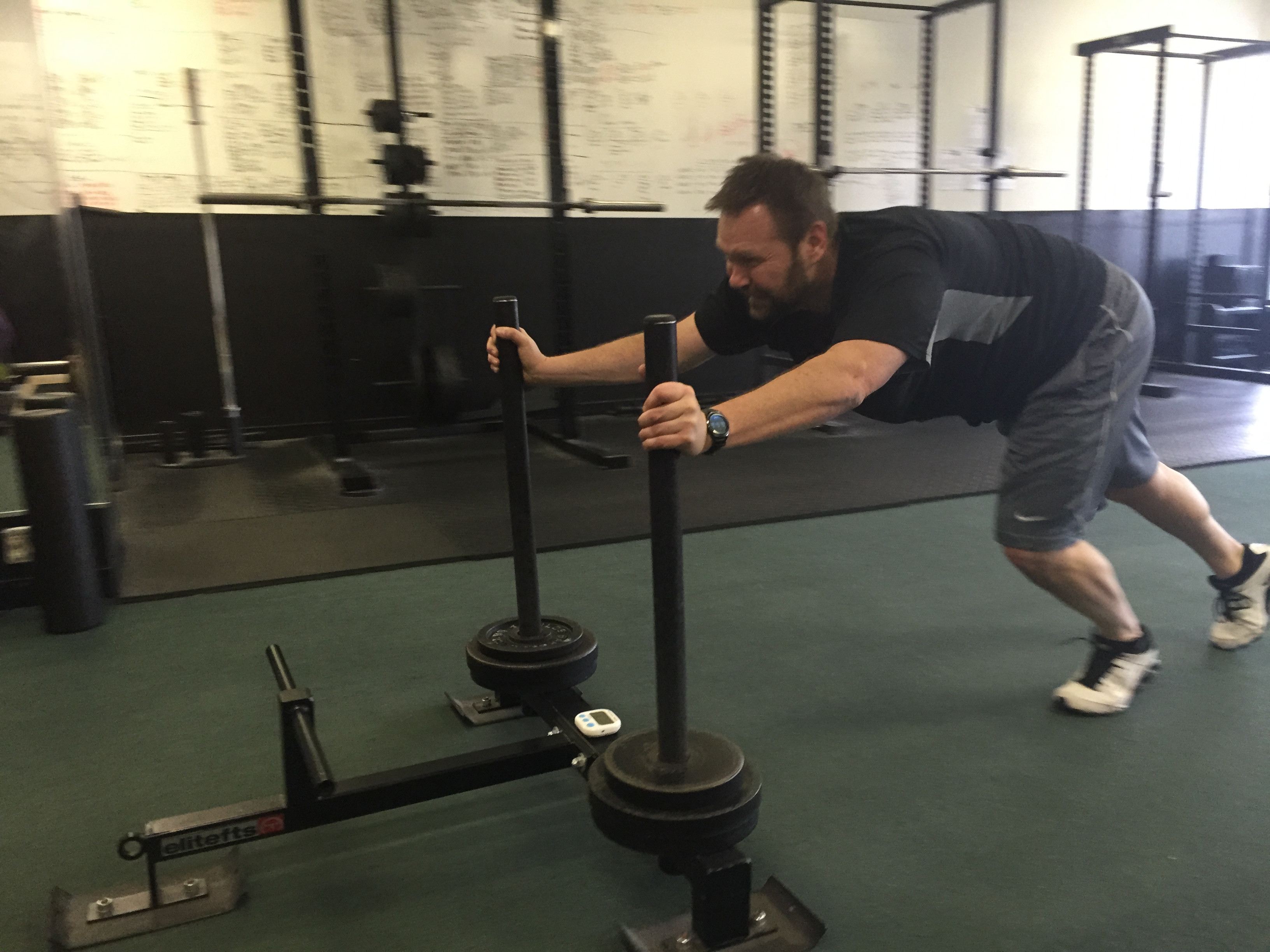 General Strength and Conditioning