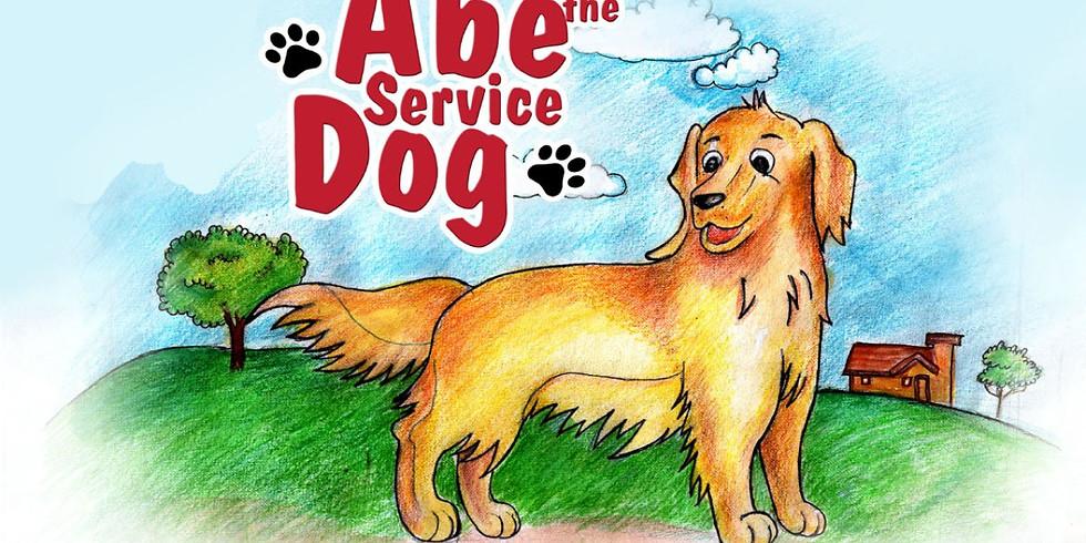 İngilizce Masal Saati (Abe The Service Dog)