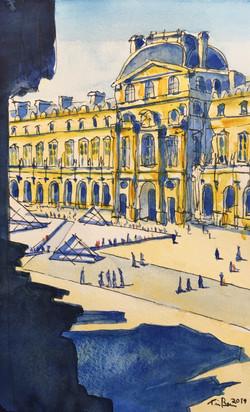Louvre - Richelieu Wing