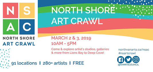 North Shore Art Crawl 2019