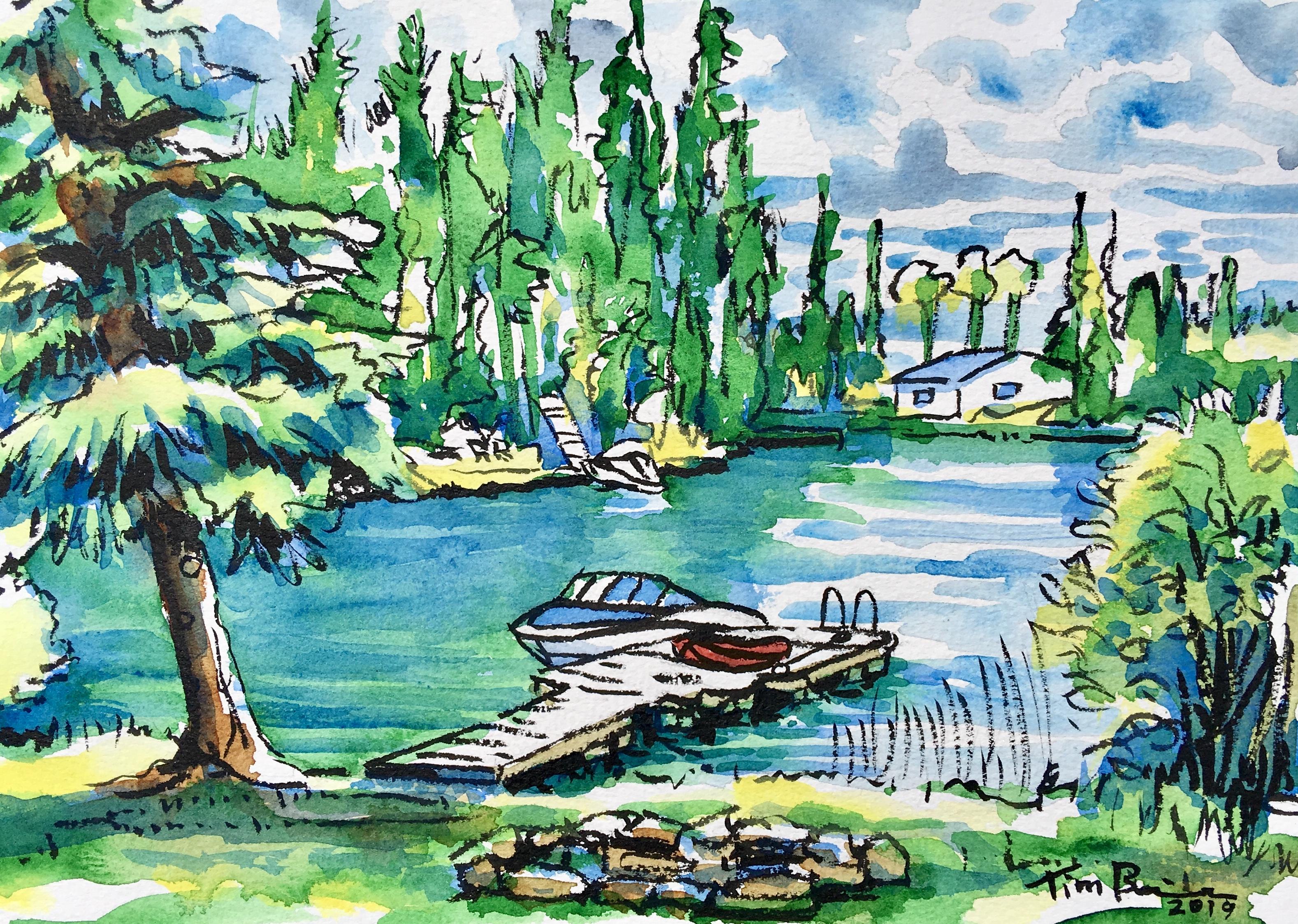 Sheridan Lake 2019