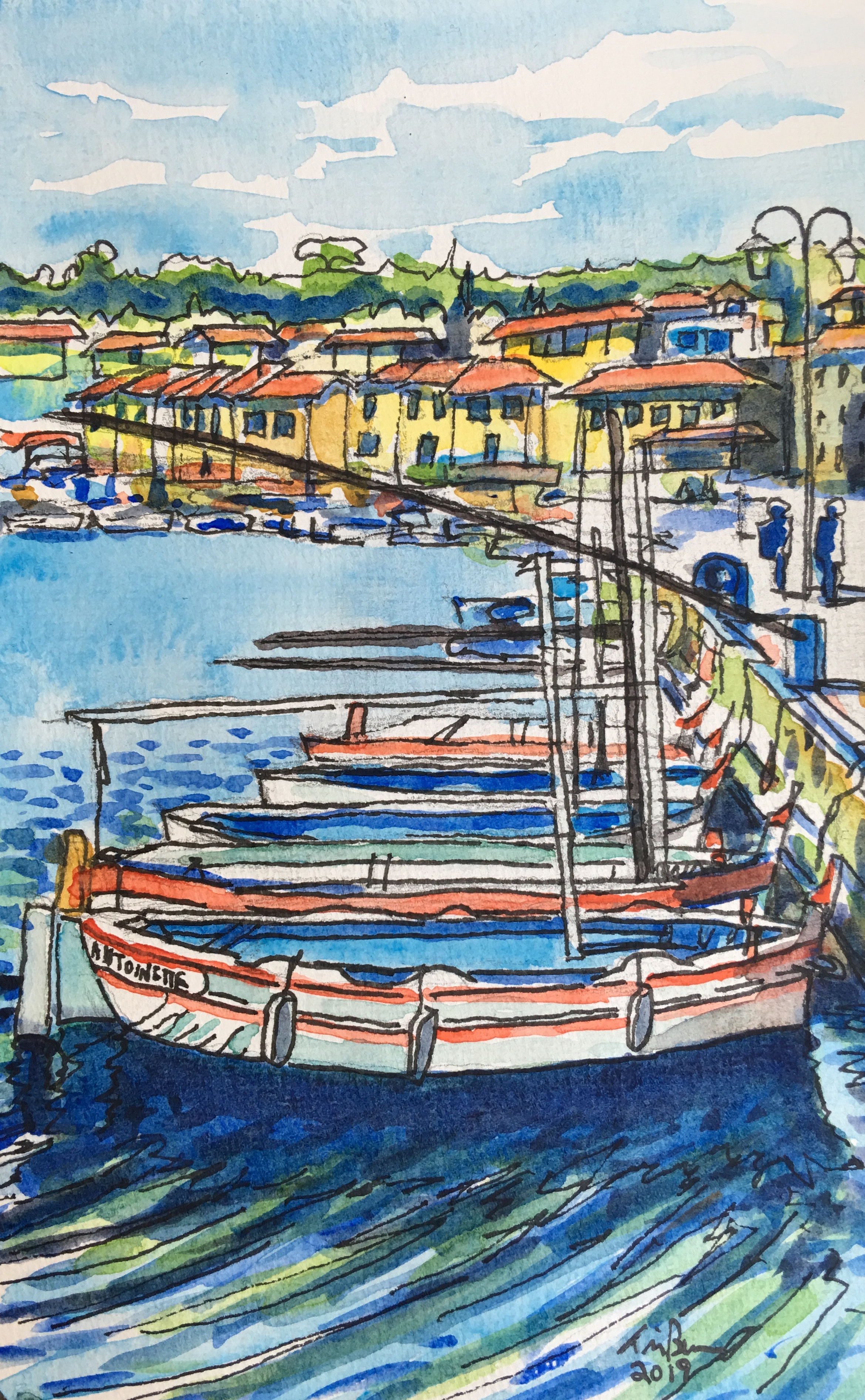 Cassis, Provence 1