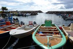 Le port de pêche de Baille-argent