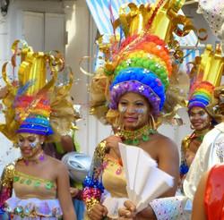 En février, le Carnaval