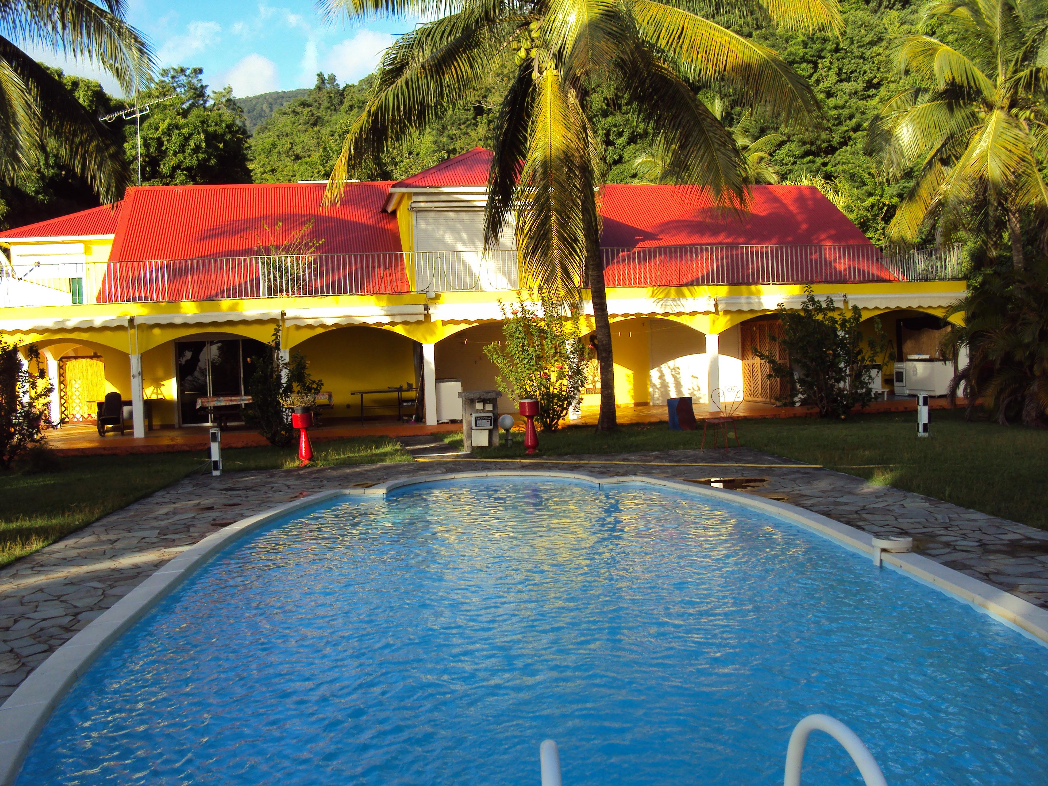 Guadeloupe Paradisio 2-3 *