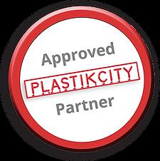 Approved PlastikCity Partner Badge