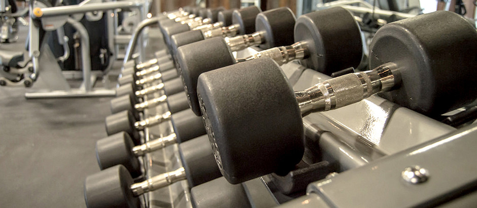 PERMANENT PROTECTION AGAINST BACTERIA IN GYM EQUIPMENT