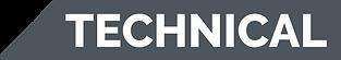 TECHNICAL Text Banner