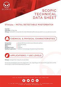 Scopic Data Sheet Icon