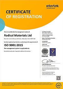 Certificate of Registration Icon