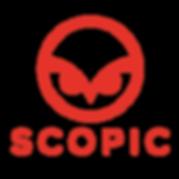 Orange Scopic Logo