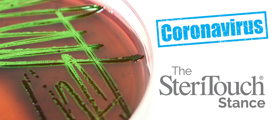 CORONAVIRUS – THE STERITOUCH STANCE