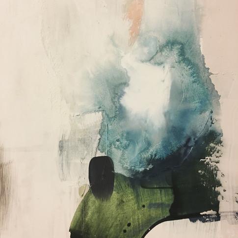 """""""Colorado"""" Acrylic on gallery wrapped canvas by Erin Modglin Art"""