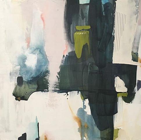 """Colorado"" Acrylic on canvas by Erin Modglin Art | Commission"