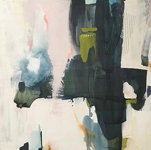 """Colorado"" Acrylic on canvas by Erin Modglin Art   Commission"