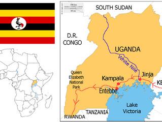 Uganda: Rafting down the River Nile
