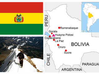 Bolivia: Epic adventures in the Andes and Amazon rainforest