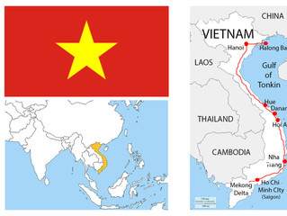 Vietnam: Hanoi to Saigon in two weeks