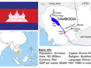 Cambodia: Phnom Penh and the Khmer Empire of Angkor