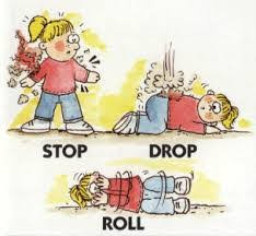 Stop, Drop, And Roll