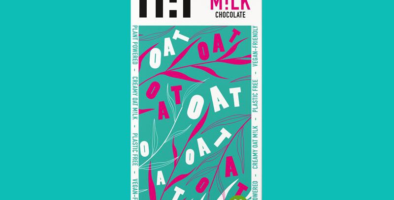 H!P Creamy & Smooth Oat Milk Chocolate Bar - 70g