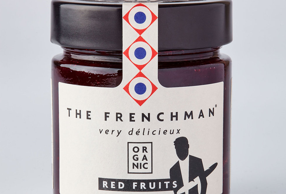 The Frenchman - Organic Red Fruit Spread - 260g