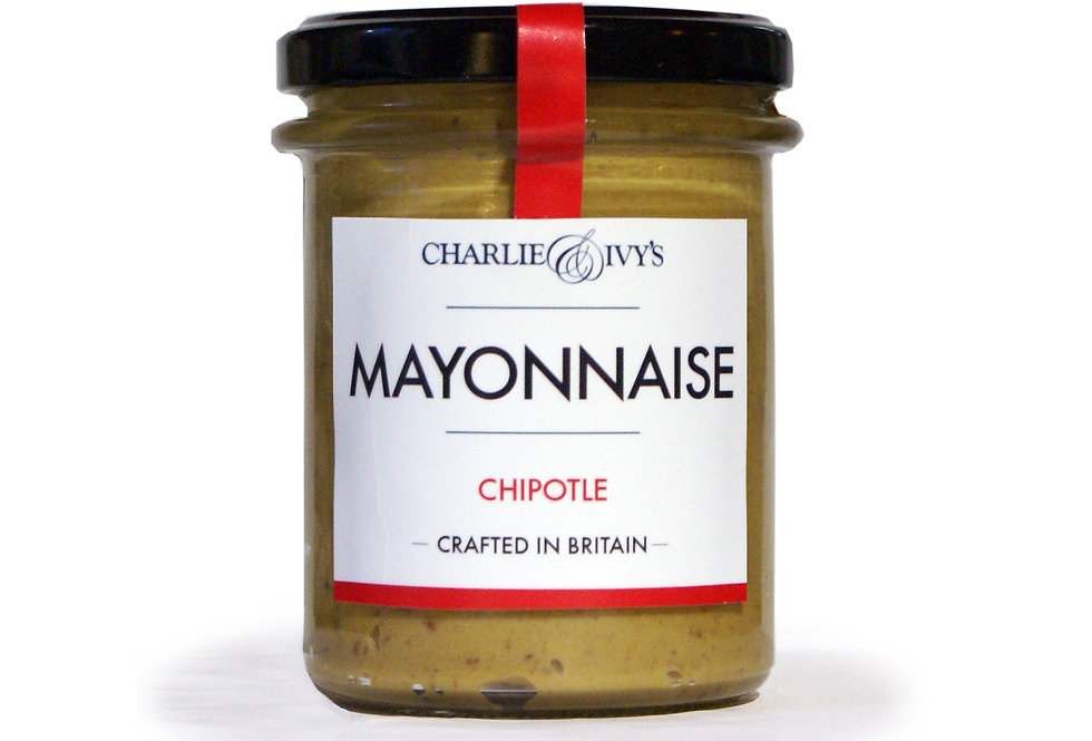 Charlie & Ivy's Chipotle Mayonnaise - 190g