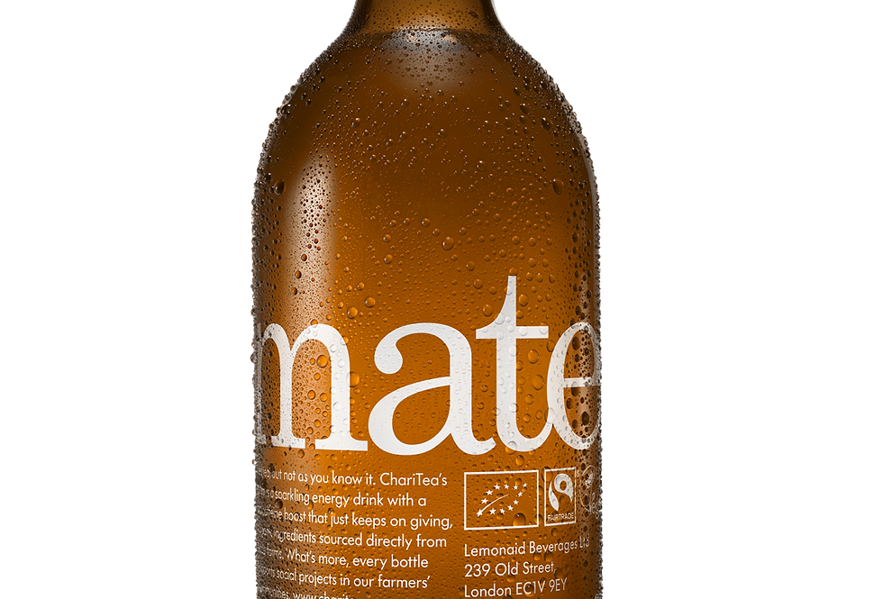 ChariTea - Mate Tea 330ml
