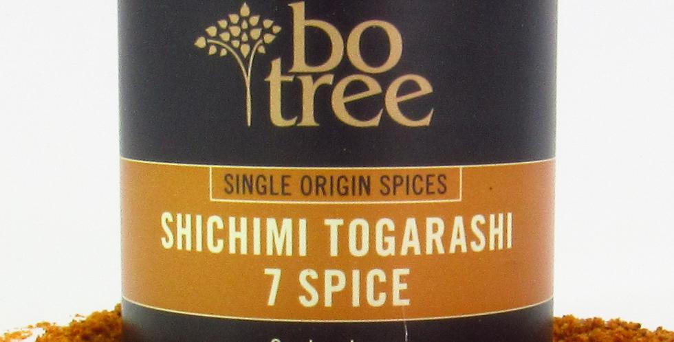 BoTree Shichimi Togarashi 7 Spice - 45g