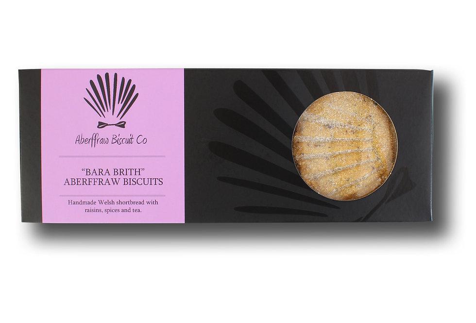 Bara Brith Aberffraw Biscuits - 205g