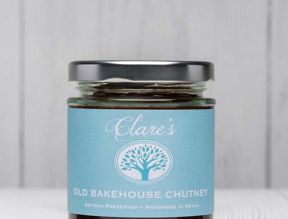 Clare's Preserves - Old Bakehouse Chutney - 200g