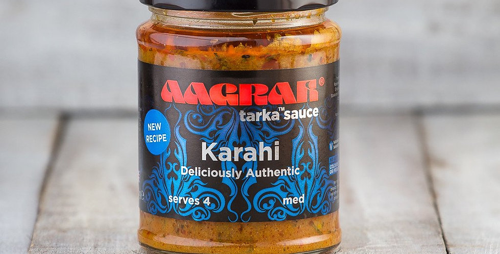 Aagrah Karahi Cooking Sauces - 270g