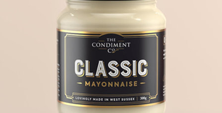 The Condiment Co - Classic Mayonnaise - 300g