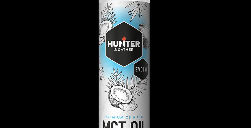 Hunter & Gather - MCT Oil - 500ml