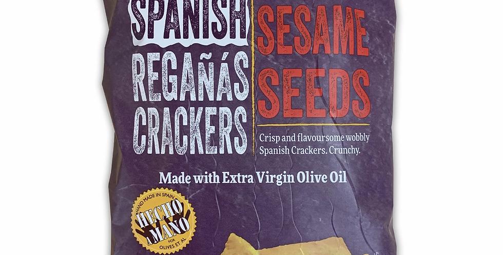 Olives Et El - Sesame Seed Reganas - 225g
