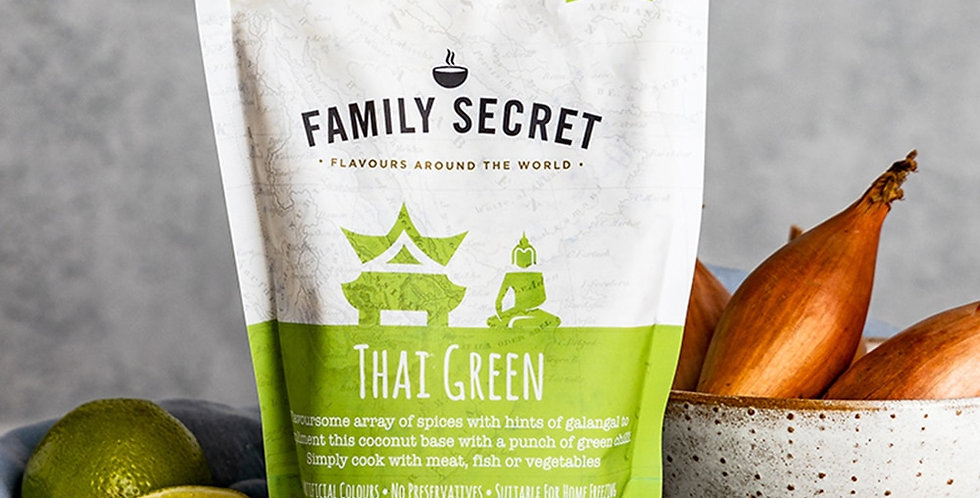 Family Secret - Green Thai