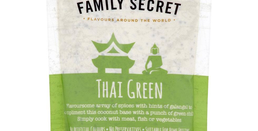 Family Secret - Green Thai