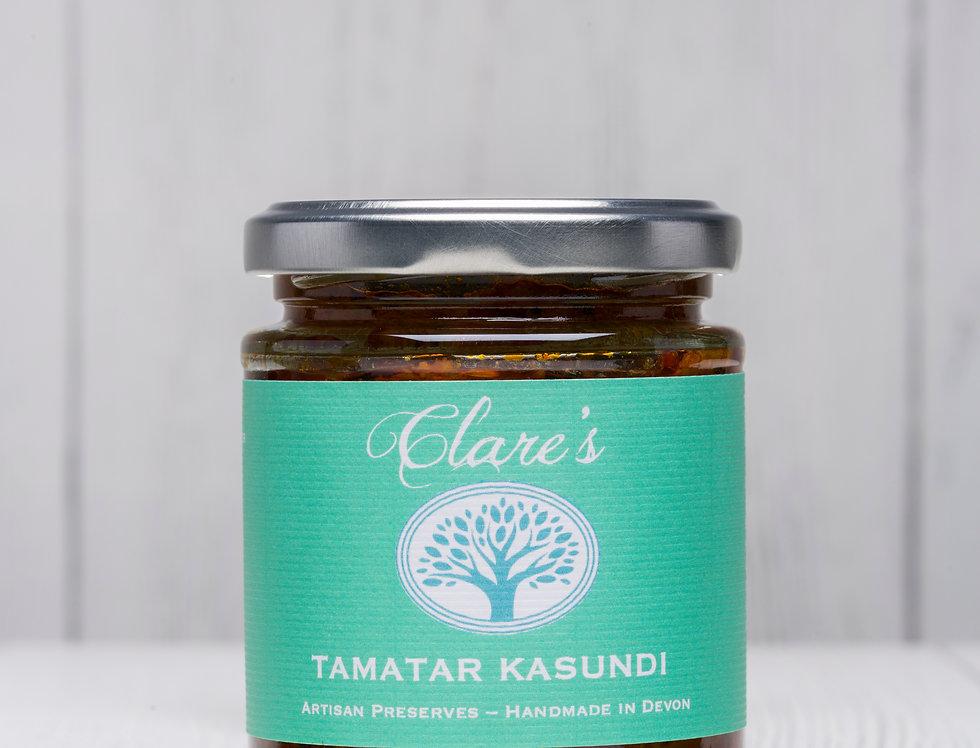 Clare's Preserves - Tamatar Kasundi - 200g