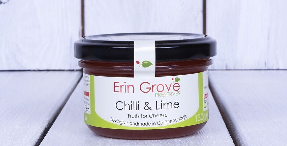 Erin Grove - Chilli & Lime - 130g