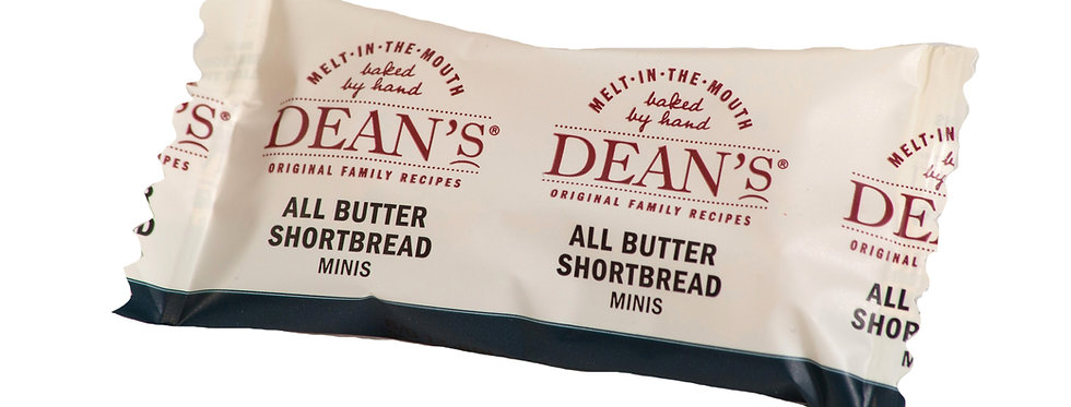 Dean's All Butter Mini Shortbread Rounds - 1 kg