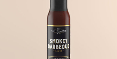 The Condiment Co - Smokey BBQ Sauce - 260g