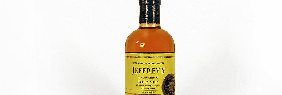 Jeffrey's Tonic - Original Recipe 200ml