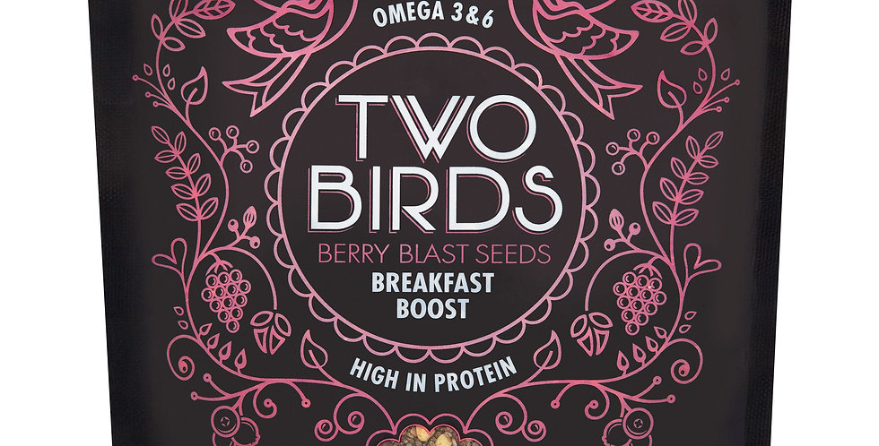 Two Birds - Berry Blast Breakfast Boost - 150g