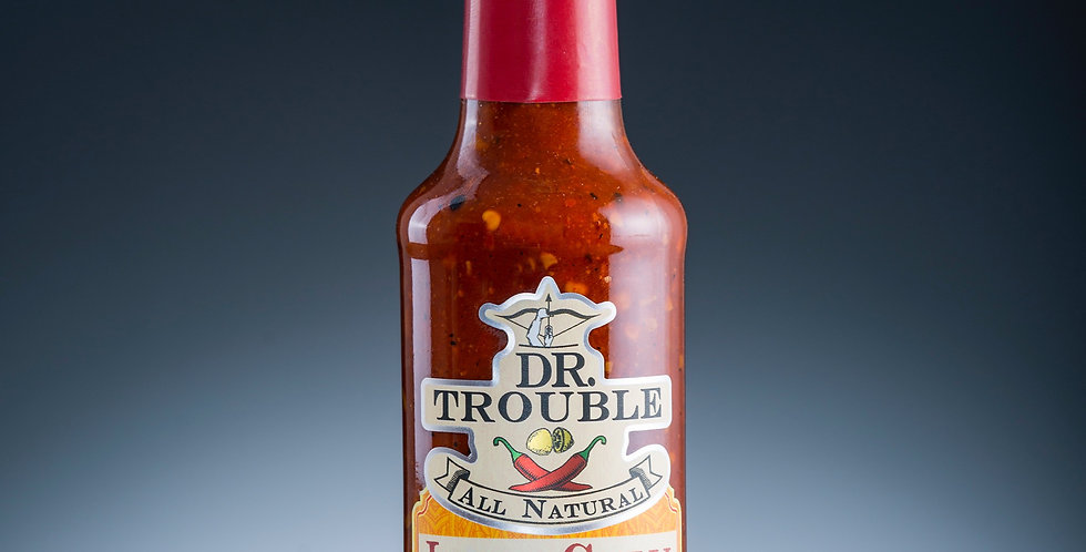 Dr Trouble - Lemon Chilli Sauce - 125ml