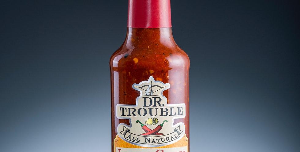 Dr Trouble - Lemon Chilli Sauce - 125ml