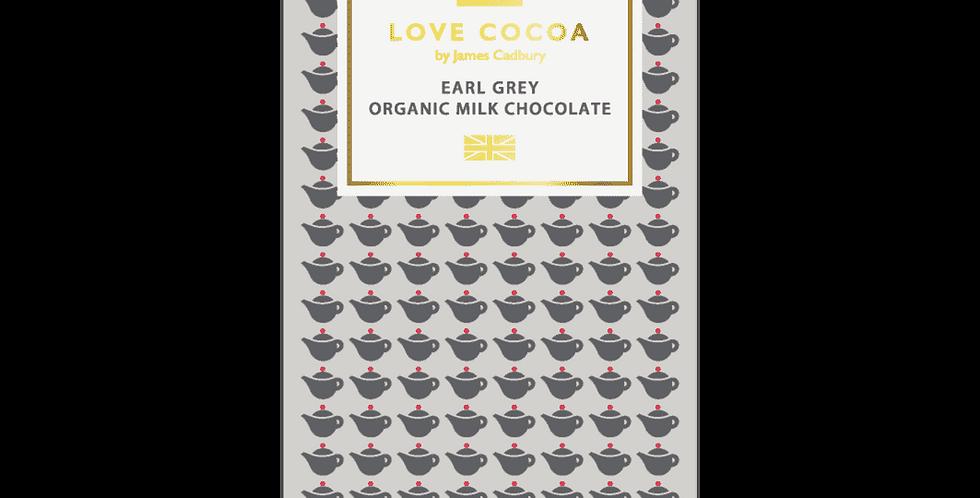 Love Cocoa - Earl Grey - 80g